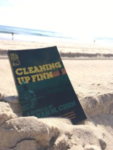 cleaning up finn sarah m chen novella on the beach