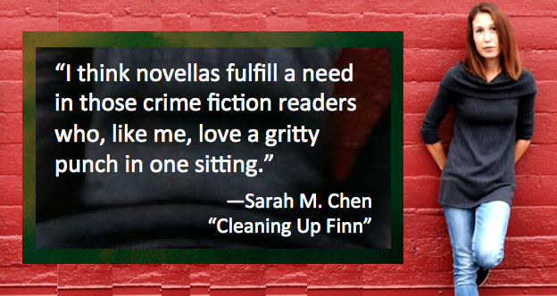 Sarah m Chen novella author