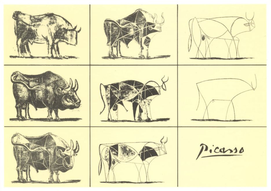 picasso-the-bull