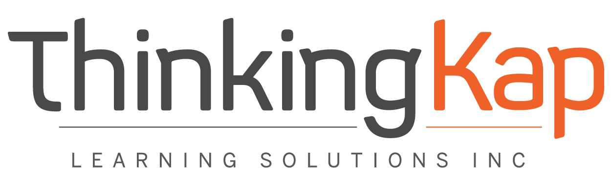 Thinkingkap learning solutions logo