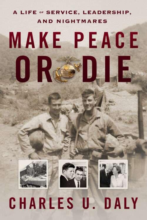 Southern Review of Books Interview – Make Peace or Die