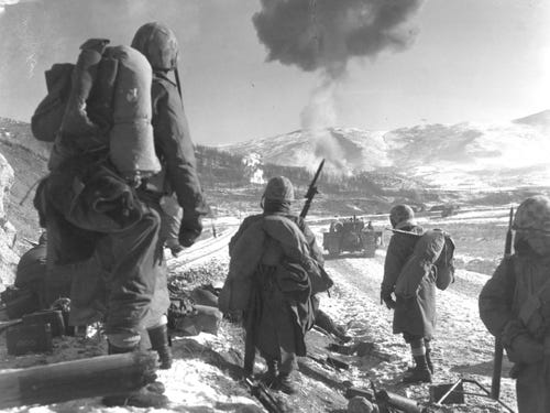 "Frozen Chosin, the View from Quantico – ""Make Peace or Die"" Excerpt"